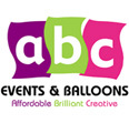 ABC Events & Balloons - Logo
