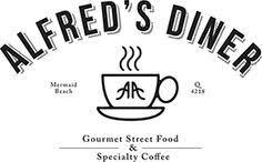 Alfred's Diner - Logo