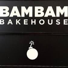 Bam Bam Bakehouse - Logo