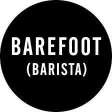 Barefoot Barista - Logo