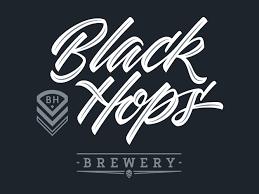 Black Hops Brewery - Logo