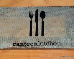 Canteen Kitchen - Logo