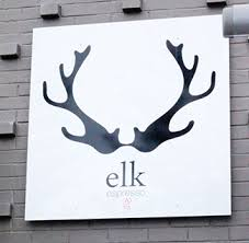 ELK Espresso - Logo