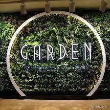Garden Kitchen Bar - Logo