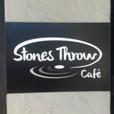 Stones Throw Cafe - Logo